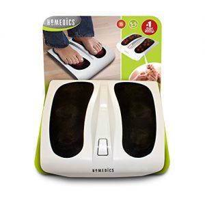 El mejor masajeador de pies electrico de 2018 Homedics FM- TS9- EU