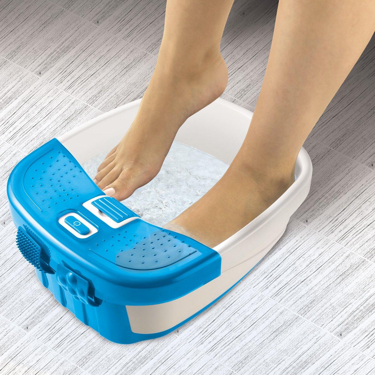masajeador pies gama, masajeador de pues