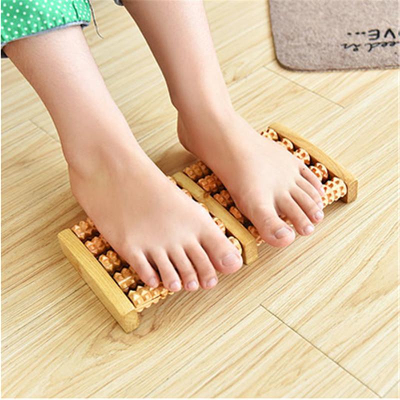 rodillo masajeador de pies