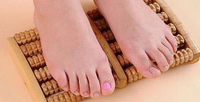 masajeador pies carrefour